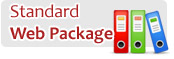 Easy Ware Solutions Standard Web Packages